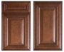 Chocolate Glaze Base Cabinets