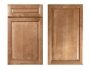 Maple Spice Bathroom Vanity Cabinets