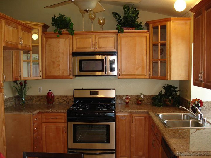 Maple Spice Cabinets - AAA Home Design, Southern California's ...